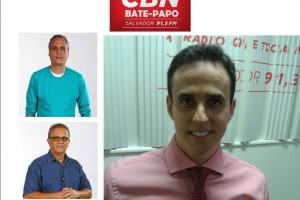 Entrevista rádio CBN Bate-Papo - PÊNFIGO FOLIÁCEO