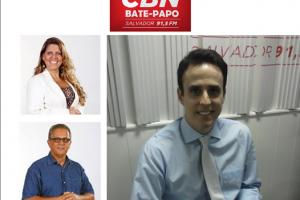 Entrevista rádio CBN Bate-Papo - HIPERIDROSE AXILAR